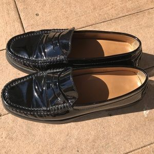 Tod's | Patten Leather Loafers Made in Italy